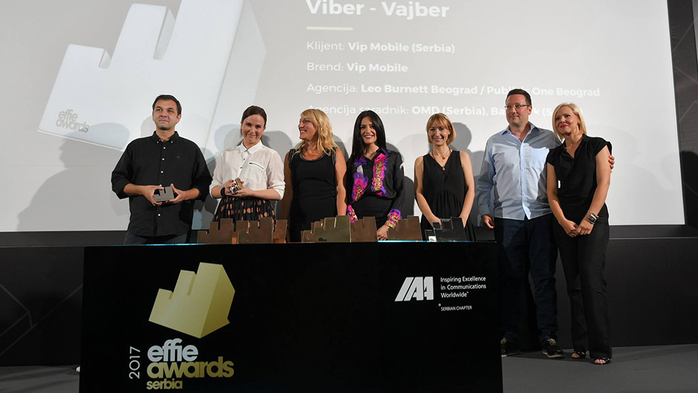Effie Serbia Awards
